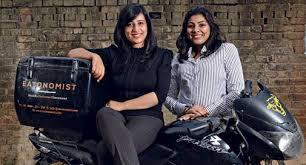Anisha Dhar and Nupur Khanna, Co-Founders of Eatonomist