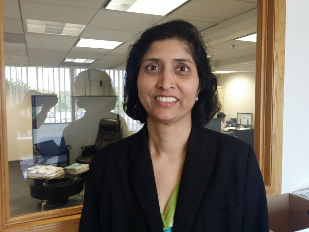 Asha Dixit (Photo: India New England News)