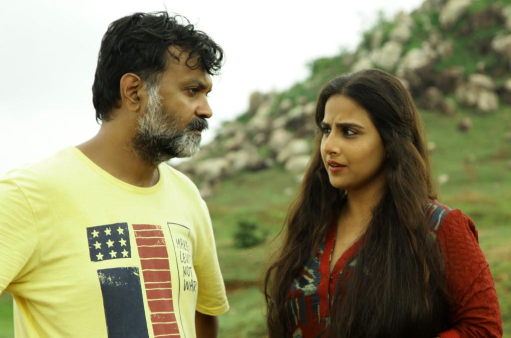 Begum Jaan-Vidya Balan
