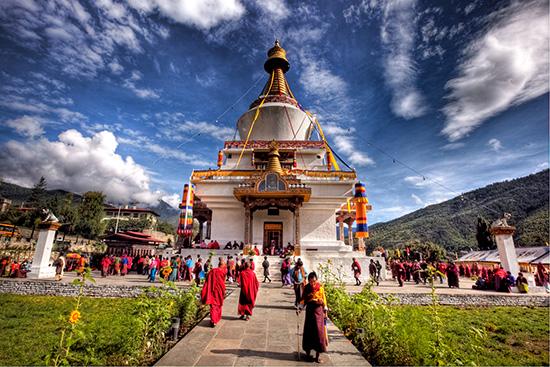 Bhutan (Photo courtesy: Kidu Foundation)