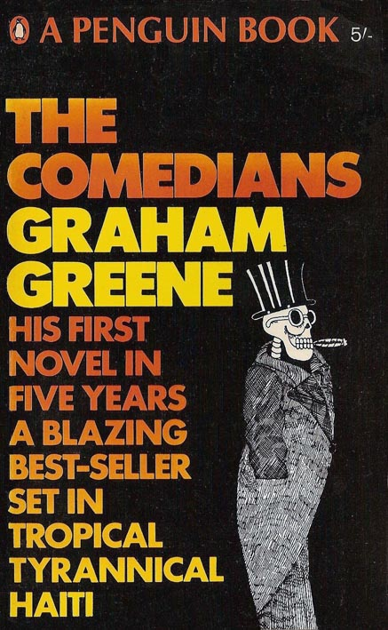 """Graham Greene\'s \""""The Comedians\"""" giving a vivid look at Papa Doc Duvalier\'s despotic and violent rule in Haiti"""
