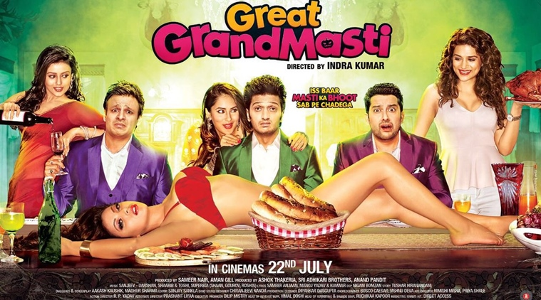 Great Grand Masti-official