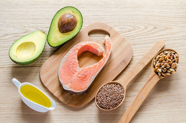 Source: Harvard Medical School Replacing animal fats with fish and plant oils, which contain polyunsaturated fats like omega-3 and omega-6, are associated with lower risk of premature death.
