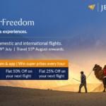 Jet Airways-discount