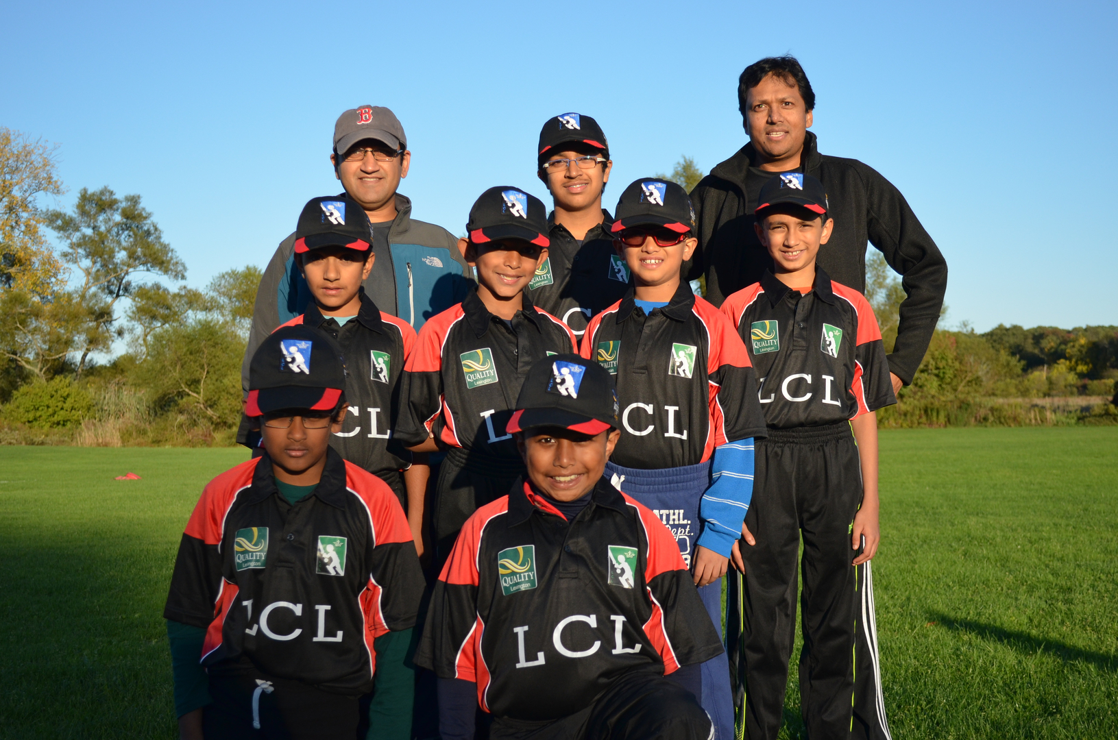 Lexington Cricket League (Photos courtesy: LCG website)
