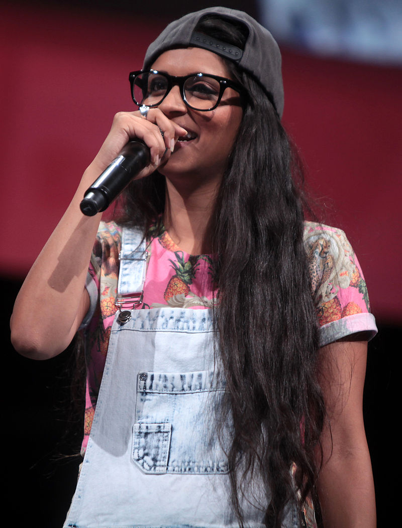 Lilly SIngh (Photo: Gage Skidmore)