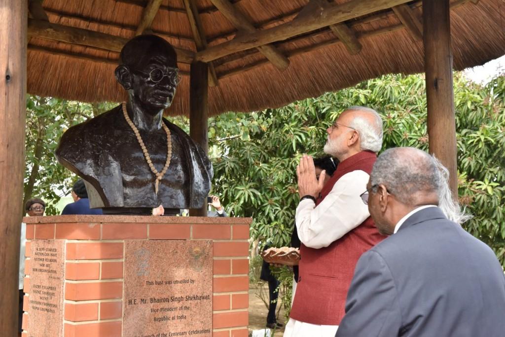 Modi-Africa-Gandhi