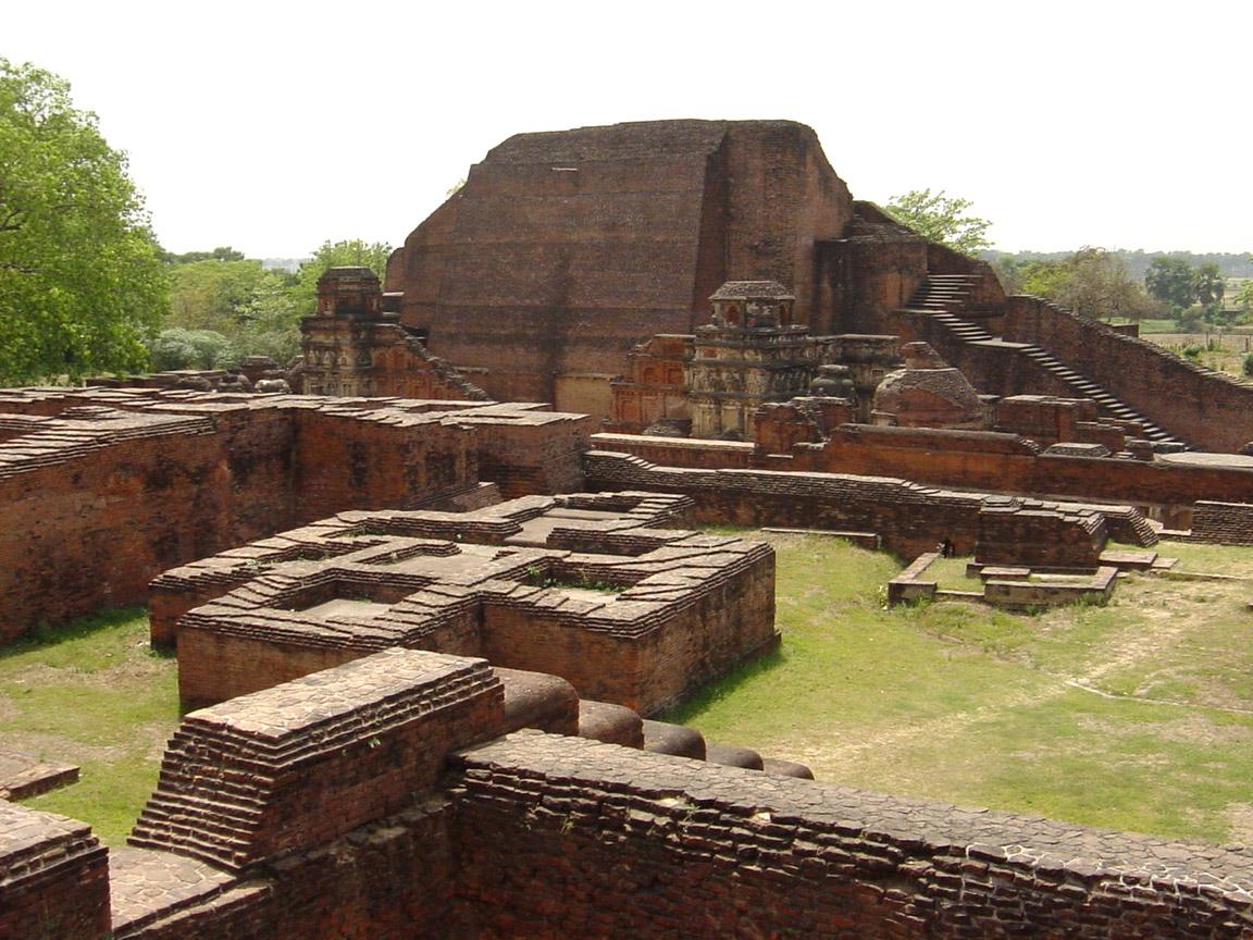 Nalanda (Photo courtesy: Columbia University)