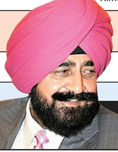 Pearl Group Managing Director Nirmal Singh Bhangoo