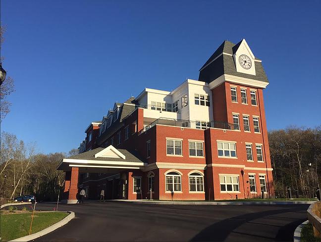 Waterview Lodge Rehabilitation