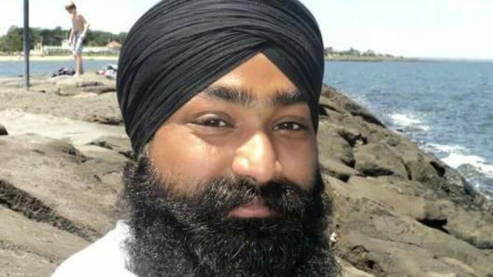 Deepak Singh (Photo: SBS.com.au)