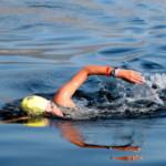 Anu Vaidyanathan-swimming