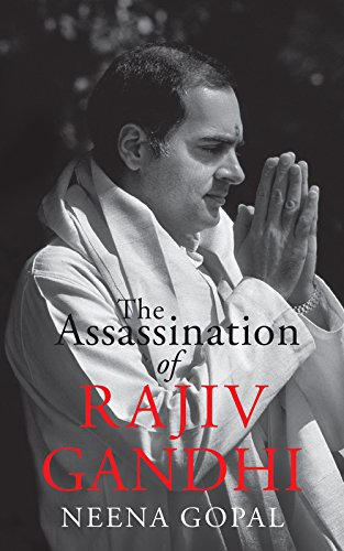 Book-Rajiv Gandhi-Neena Gopal