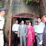 Bunker-Maharashtra governor