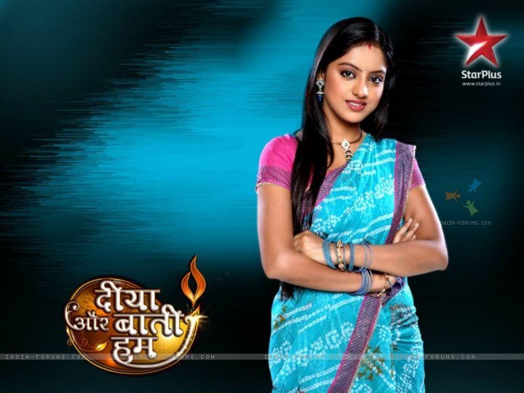 Deepika as Sandhya in Diya Aur Baati Hum