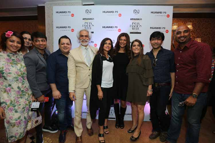 Fashion Design Council Appoints Official Cameraphone For Aifw India New England News