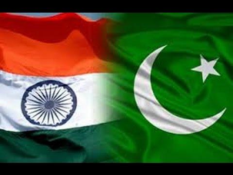 India Pakistan flags (Photo courtesy: India .com)