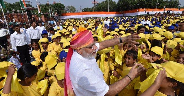 Prime Minister Modi on India Day