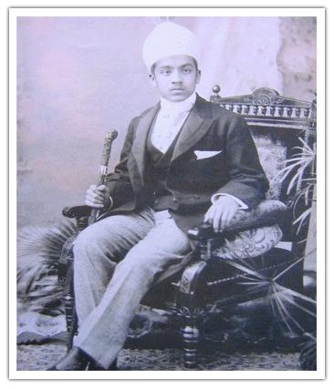 Nawab Mir Osman Ali Khan Bahadur