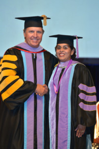 Renu Maewall-Degree
