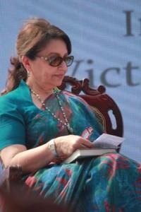 Sharmila Tagore-FB