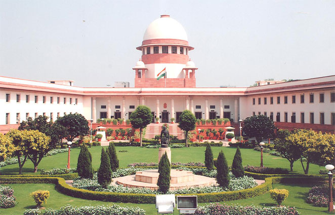 Supreme Court-India-Latest