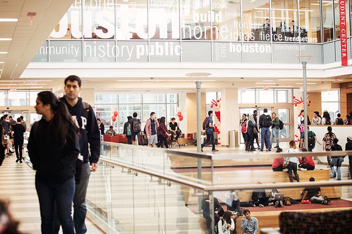 University of Houston (Photo courtesy: University of Houston website)