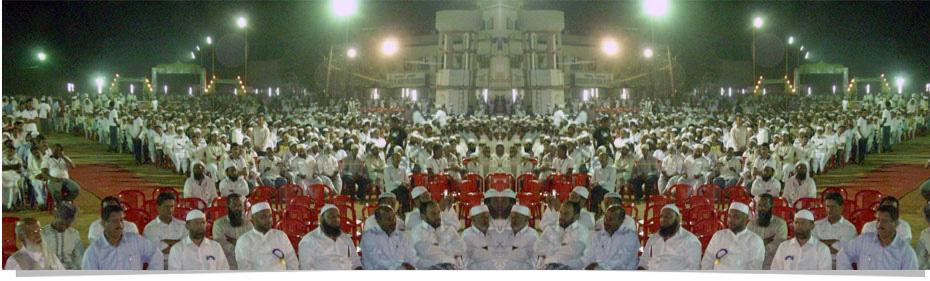Photo courtesy: All India Muslim Personal Law Board