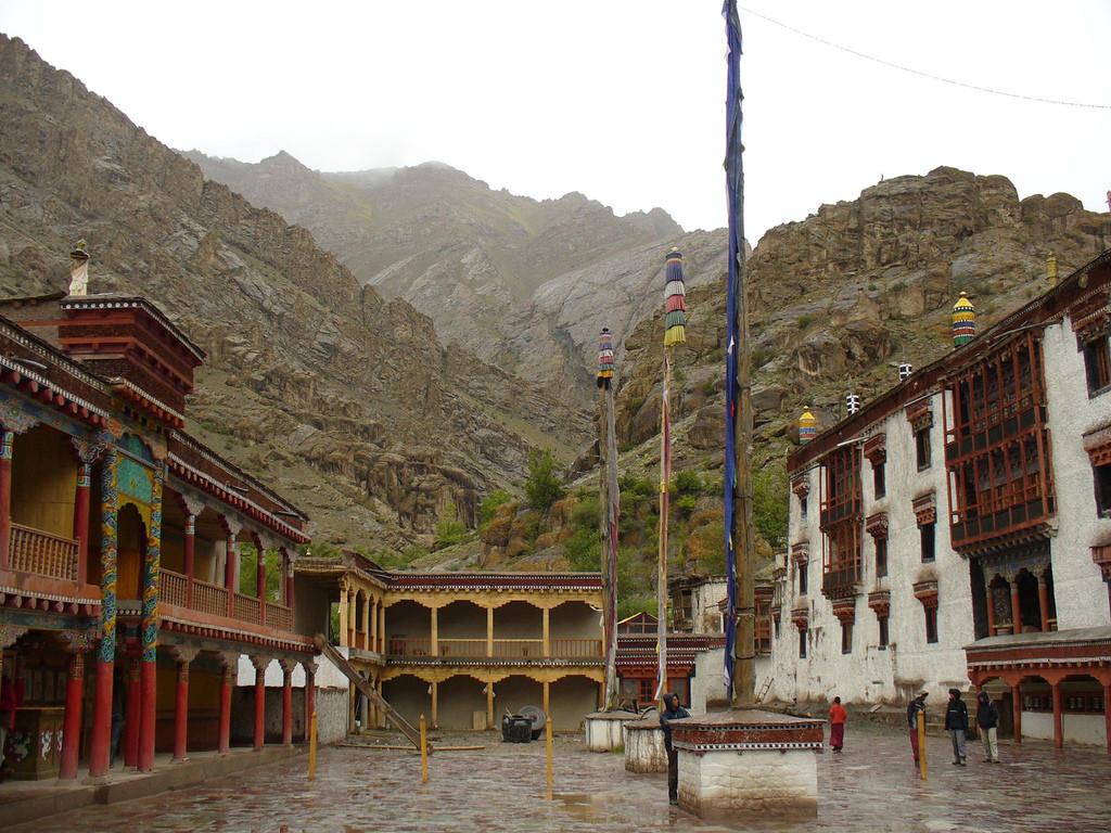 Hemis Monastery (Photo: Wikipedia)
