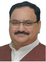 Health and Family Welfare Minister J.P. Nadda