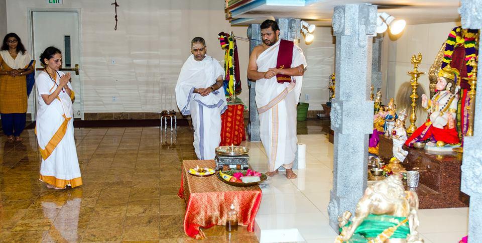 Acharya Shashi (left) Photo: Sanjay Padaki