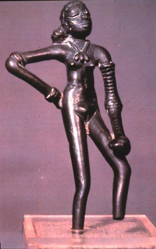 Dancing Girl (Photo: Wikipedia)