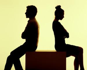 Divorce illustration photo courtesy: Petroff Law Offices, LLC