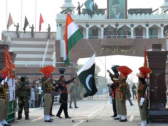 File photo courtesy NDTV:  India's Sweets Was Refused on Eid by Pakistan Soldiers on Border