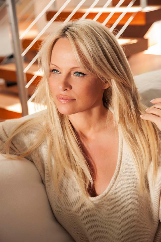 Pamela Anderson (Photo courtesy: Pamela Anderson Foundation)