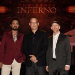 """Inferno"" Red Carpet And Photo Call, Marina Bay Sands, Singapore"