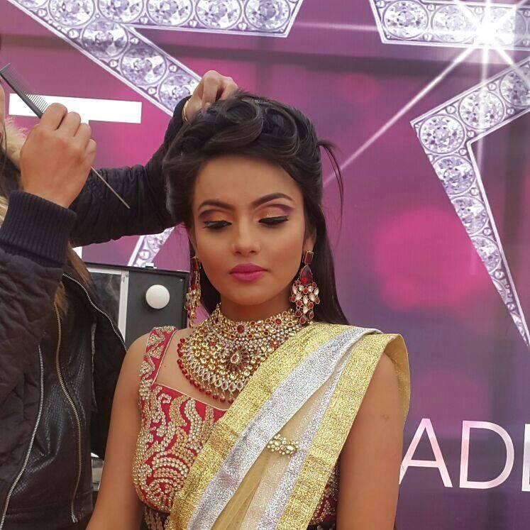 Photo courtesy: Aashmeen Munjaal Star Salon Academy