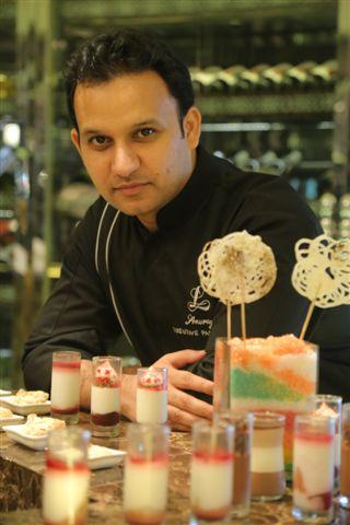 Executive Pastry Chef Anurag Barthwal