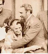 When Castro gave a bear hug to a surprised Indira Gandhi