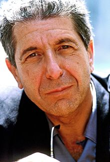 Leonard Cohen (Photo: Wikipedia)