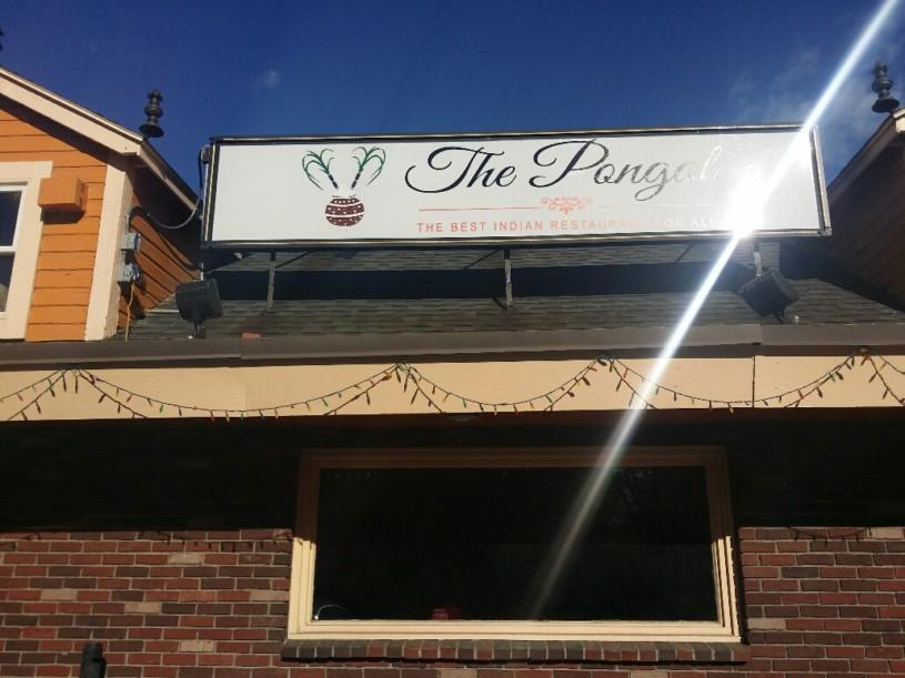 The Pongal restaurant in Billerica, MA