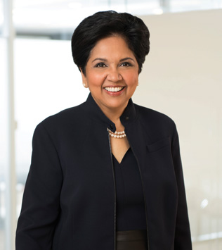 PepsiCo CEO Indra Nooyi appointed by President-elect Donald Trump to the President\'s Strategic and Policy Forum on Wednesday, Dec. 14. The forum made up of US business leaders is to advise Trump on implementing his economic agenda. (Photo credit: PepsiCo/via IANS)