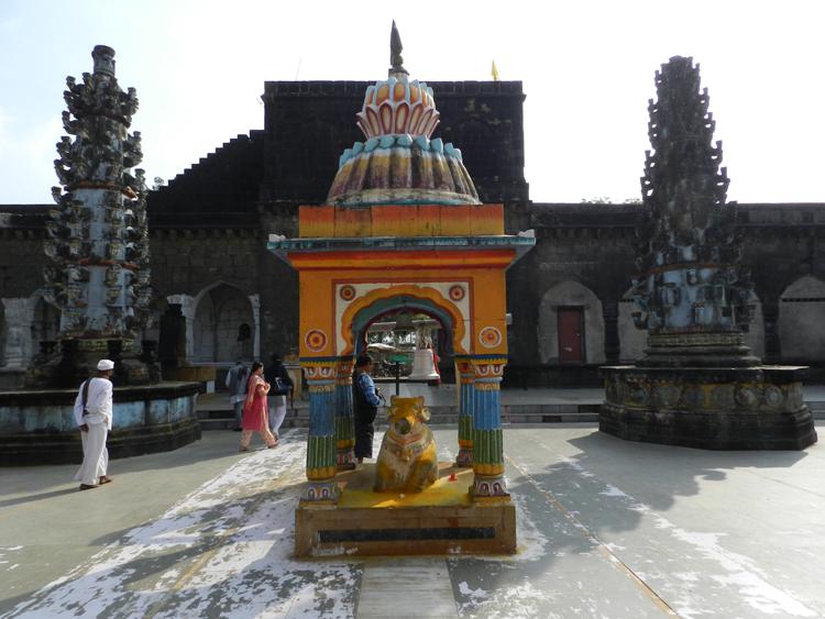 Portuguese-era church bells adorn Maharashtra temples