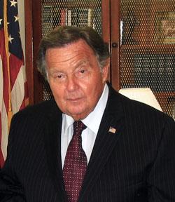 Queens District Attorney Richard Brown