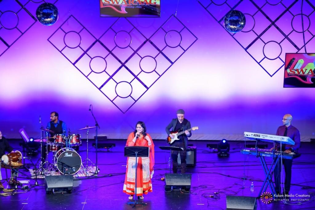 Rohini Rajaraman prime time