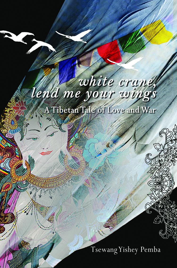 White Crane cover