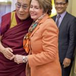 Dalai Lama Meeting