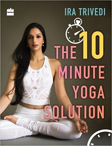 how the author saved herself with tenminute yoga routine
