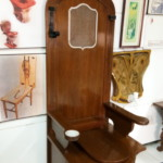 Toilet-replica