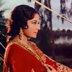 Meena Kumari-color